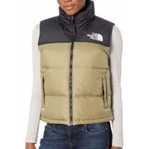 North Face Nupste 700 Down Vest